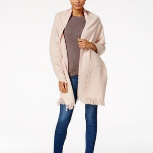 Charter Club Solid Supersoft Wrap & Scarf in One